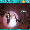 O diodo emissor de luz da luz 300W do equipamento do estágio do casamento segue a luz do ponto