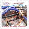 De PP, PE máquinas do tubo de bainha de protecção em espiral