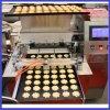 Biscoitos dos bolinhos do aço inoxidável que moldam os biscoitos dos bolinhos da máquina que dão forma à máquina