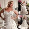 Добавочное платье венчания размера (AS-6005)
