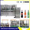 3-in-1 Monoblock carbonaté boit l'équipement industriel de capsuleur de remplissage de Rinser