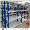 Extensão longa distribuidor de aço galvanizado da prateleira do armazenamento do Decking
