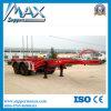 중국 3 Axle 40ton 40FT Container Skeleton Trailer