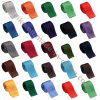 Populaires occasionnels promotionnel Skinny couleur pure des attaches de tricot pour Mens