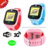 가장 새로운 발육된 3G WCDMA 아이 GPS 시계 Y20