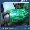 Camouflage Prepainted Bobina de Aço Galvanizado