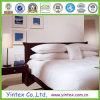 100%年の綿3 Cmの縞のホテルの寝具の一定のシーツ
