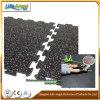 пол гимнастики листа резиновый циновки блокировки 500*500 mm резиновый