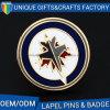 昇進のギフトのためのカスタムロゴの金属のエナメルPinのバッジ