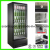 В ВЕРТИКАЛЬНОМ ПОЛОЖЕНИИ холодильник для напитков (280 л)