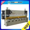Da imprensa hidráulica da estaca do braço do balanço da placa do CNC de QC12y máquina de corte