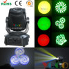 2015 горячих 75W Gobo DJ Moving Head СИД Spot Lighting