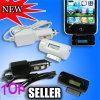 FM Transmitter für iPhone 5G, 4G, 4S, 4C, 3G, 3GS, iPod