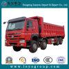 使用されたダンプトラックのSinotruk 8X4 HOWOのダンプトラック