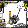 Оригинальные Enerpac Pr-Series Pow-R-Riser подъемный домкрат 700 бар (PRASA10027L)