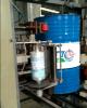 기계를 인쇄하는 강철 기름통 자동적인 로고