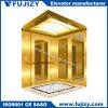 Elevación de oro del elevador del pasajero de Vvvf del precio barato