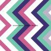 100%Polyester il pastello Pigment&Disperse ha stampato il tessuto per l'insieme dell'assestamento