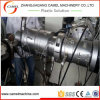 Boudineuse à vis de double de machines d'extrudeuse de pipe de mousse de PVC