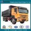 HOWO 덤프 트럭 6X4 Sinotruk 10 바퀴 팁 주는 사람 트럭