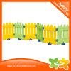 Nettes Baby-schützender Spitze-Art-Zaun für Verkauf