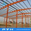 ISOによって証明される鉄骨構造のプレハブの建物