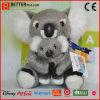 Mama del animal relleno y Koala suave del juguete de la felpa del juguete del cabrito
