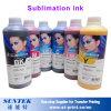Tinta de la sublimación del tinte del color de la alta calidad 6 para la impresión de la transferencia