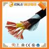 고품질 450/750V 구리 코어 PVC는 PVC에 의하여 넣어진 조종 케이블을 격리했다