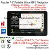 Auto-LKW ODM-ISDB-TV 7.0  Marine-GPS-Navigation mit FM Übermittler, Handels-in der hinteren Kamera, Hand-GPS-Navigationsanlage, Bluetooth für Handy, TMC-Verfolger