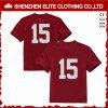 De naar maat gemaakte Rode Droge Geschikte Uniformen Goedkoop Jersey van de Voetbal (eltfji-69)