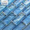 Tegel van het Zwembad van het Glas van de voorraad de Blauwe mozaïek-Binnenlandse Goedkope