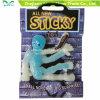 Het in het groot Plastic Kleine Kleverige Speelgoed van de Jonge geitjes van het Monster TPR voor Kerstmis Fanny Gift van de Partij