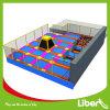Пользовательские Liben большого коммерческого применения внутри помещений батут парк