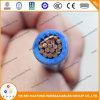 câble en nylon de la jupe Thhn/Thwn de Weith du conducteur 1/0AWG d'isolation de cuivre de PVC