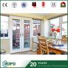 집 실내 PVC 단면도 식당을%s 유리제 여닫이 문