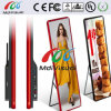 Ultrathin Indoor Poster LED Display para Publicidade