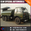 Dongfeng 6X6 8-9t Water Spray Tanker Truck Pulverizador de tanque de água