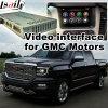 Auto-videoschnittstelle für Gmc Yukon Sierra Gelände-Schlucht usw., androide Navigations-Rückseite und Panorama 360 wahlweise freigestellt