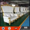 높은 뒤 임금을 Wedding Throne Sofa 단단한 나무
