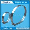 Collier de serrage de style américain de qualité dans l'industrie de la fabrication d'automobiles