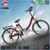 Электрический город дорога хорошего качества Ebike велосипед со светодиодной подсветкой