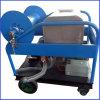Pulizia concreta ad alta pressione del getto di acqua dell'artificiere
