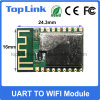 3.3VDC 낮은 전력 소비 소형 크기 Uart 또는 지능적인 가정 원격 제어를 위한 WiFi 모듈에 Gpio Serial