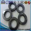 De Zwarte Ceramische Zegelring van uitstekende kwaliteit van het Carbide van het Silicium