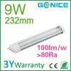 AC100-240V 9W 2g11 Lighting