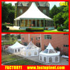 100-150 personnes pagode fête de mariage d'auvent tente Gazebo hexagonal