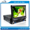 7 navegación del estruendo GPS de la pulgada HD uno con el cuadro de Bluletooth en el iPod Rds (Z-2100) del cuadro