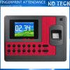 C.P.U. удостоверения личности Card+USB 200MHz Ko-C110 Fingerprint Time Attendance Clock