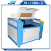 CO2 6090 Ruida Trocen лазерная гравировка машины для резки акрилового волокна древесины бамбука из натуральной кожи